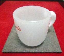 画像2: 水晶+麻炭+純金箔●飲み過ぎないミニコーヒーカップ